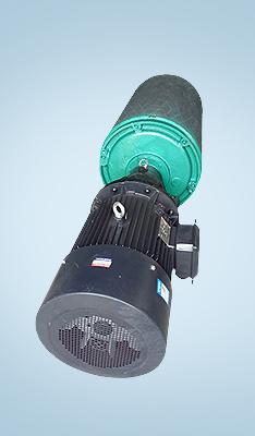 外装式电动滚筒